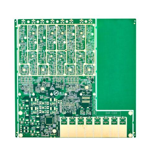 communication 10L 510x510 - 10 layers board