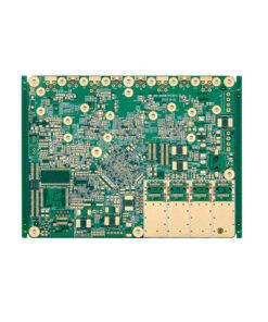 communication 16L g 247x296 - 16 LAYERS ENIG PCB