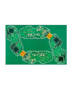 rigid flex pcb 4 247x296 - 12L rigid-flex pcb