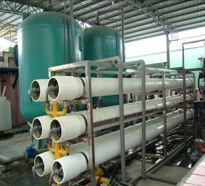 01 Circulating water regeneration system - Environment friendly