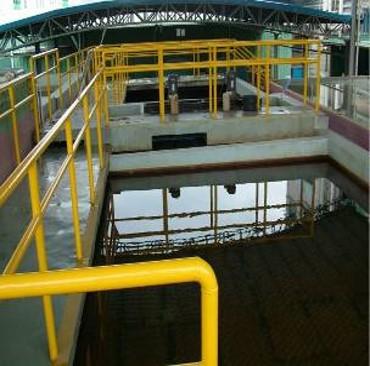 02 Sewage treatment facility - Environment friendly