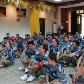 DSC00229 280x280 - Team building & Orientation training