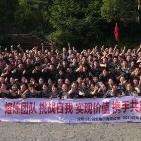 DSC03825 280x280 - Team building & Orientation training