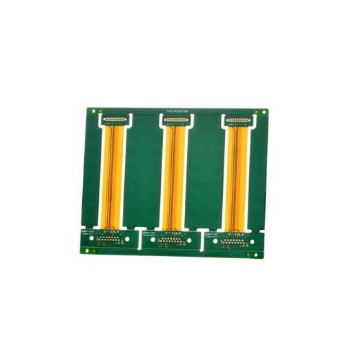 02 4L ENIG rigid flex board 510x510 - 4 layers ENIG rigid flex board