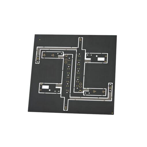 04 Black 2L rigid flex board 510x510 - 2L rigid-flex board with black solder mask