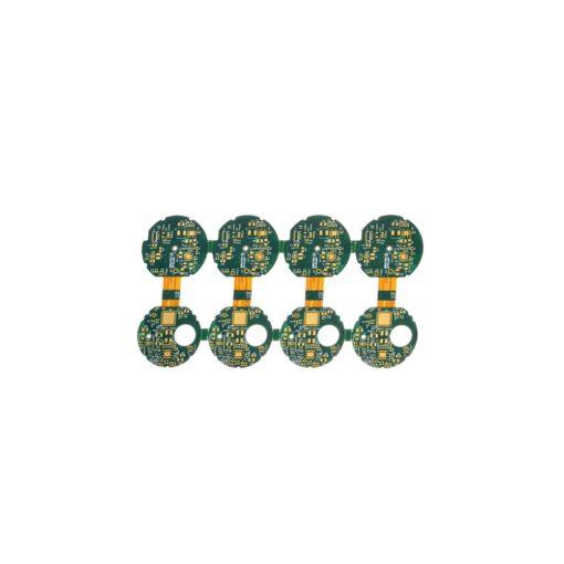 08 6L HDI rigid flex board 510x510 - Rigid flex PCB - 6L HDI rigid-flex boards