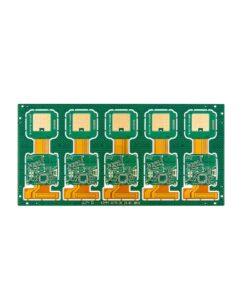 09 6L bluetooth rigid flex board 247x296 - Rigid flex PCB - 6L bluetooth rigid-flex board