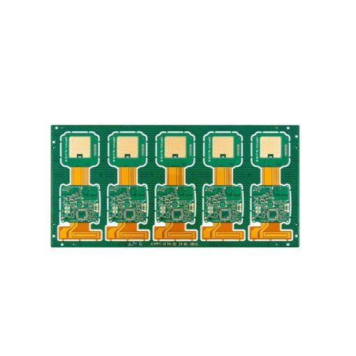 09 6L bluetooth rigid flex board 510x510 - Rigid flex PCB - 6L bluetooth rigid-flex board
