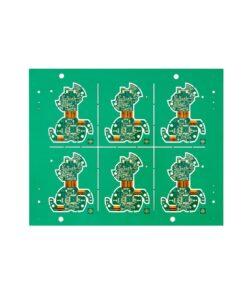 10 8L HDI rigid flex board 247x296 - Rigid flex PCB - 8L HDI rigid-flex board