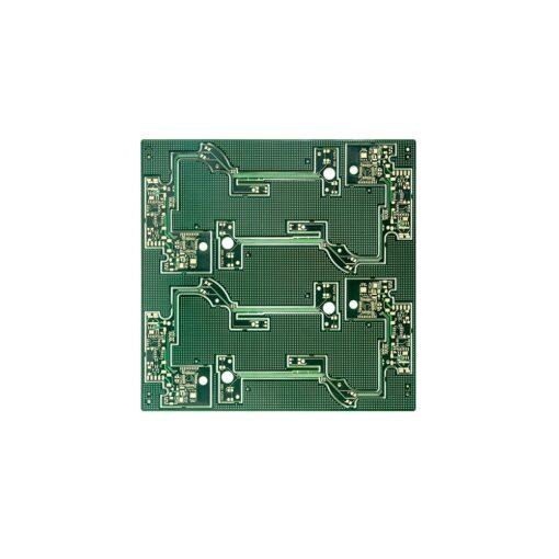12 Multilayer rigid flex PCB 510x510 - Rigid flexible PCB - multilayer circuit board