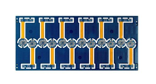13 TWS headset rigid flex PCB e1627217932205 510x275 - Bluetooth rigid flex boards