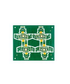 16 Multilayer rigid flex PCB 2 247x296 - 8L gold finger rigid flex board