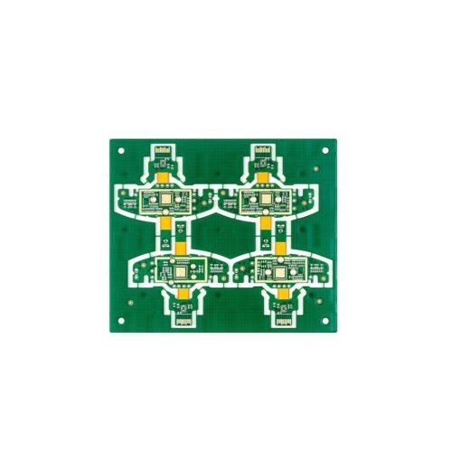 16 Multilayer rigid flex PCB 2 510x510 - 8L gold finger rigid flex board