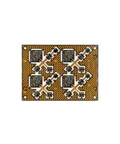 18 Smart device rigid flex PCB 247x296 - 6L ENIG Rigid-Flex Board