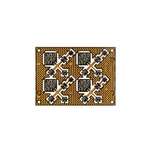 18 Smart device rigid flex PCB 510x510 - 6L ENIG Rigid-Flex Board